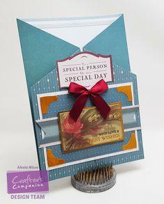 Alexia Misso  Supplies: - DA Card Kit