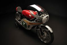 Honda's RC166 isn't just one of the most beautiful racing motorcycles of all time. It was also a winner with a capital W.