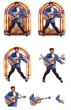 3d sheets photo: Elvis2.jpg