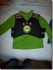 DIY creature power suits- for kids who love Wild Kratts!