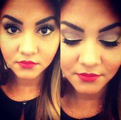 Matte Lipstick Bloody Mary no Beauty Team da NYX do Parque Shopping Maceió