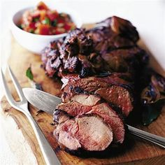 Celebrate sping lamb.  I'm not a lamb fan but my husband would love this.