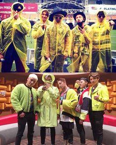 2014 vs 2016  #bigbang #gdragon #top #taeyang #seungri #daesung cr:ygex staff,tops_fools