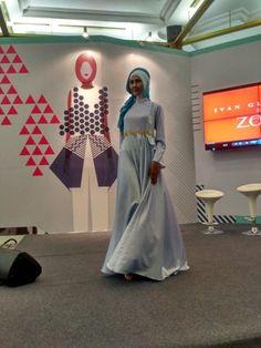 DISTRIBUTOR ZOYA : Ivan Gunawan Pamer Koleksi Busana Muslim Bersama Z...