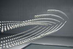 kinetic art from BMW installation