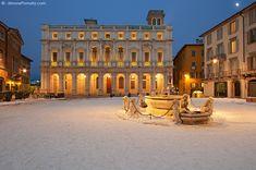 Bergamo - Piazza vecchia - Italy