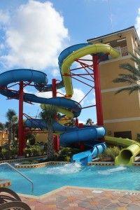 Pool at Fantasy World Resort vacation rentals, Kissimmee