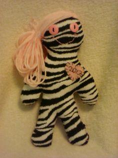 Even Zebra Stripes!