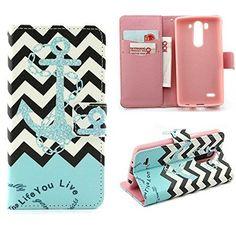 Yakamoz PU Leather Zebra Print Anchor Flip Wallet Card Slots Stand Case Cover for LG G3 Beat, LG G3 VIGOR, LG G3 Mini, LG G3s (NOT for LG G3) with Free Screen Protector & Stylus Pen, http://www.amazon.com/dp/B00P6MCW44/ref=cm_sw_r_pi_awdm_kLEHub1KXYRW1