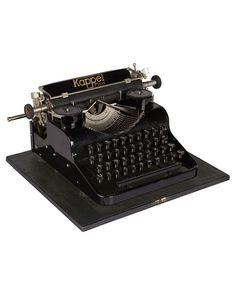 Europe2You Antique Typewriter