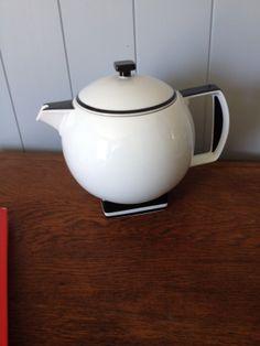 modernist west german teapot