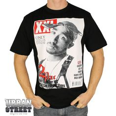 ANTI POUKAVE - Tee Shirt 2 Pac Mag