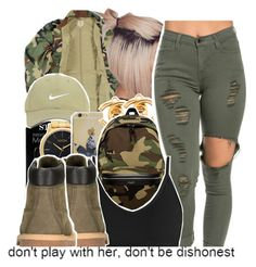 """""""Don't by Bryson Tiller"""" by chynelledreamz ❤ liked on Polyvore featuring Carhartt, STYLondon, Nixon, Nike Golf, Chanel, Yves Saint Laurent and Timberland"""