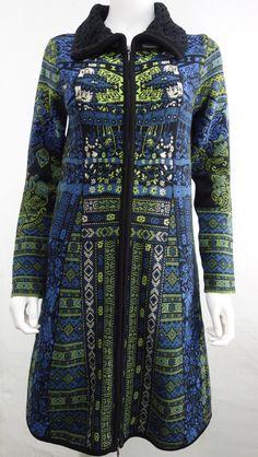 Kooi Weste Kleid Merinowolle Zip ± 80 cm Schwarz Blau Kragen 18135 M-42 sale | eBay Dress With Cardigan, Knit Dress, Weird Fish, Odd Molly, Merino Wool, Knitwear, Online Price, Pullover, Zip