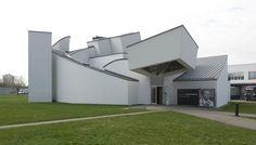 Vitra Design Museum and Factory   Frank Gehry - Arch2O.com