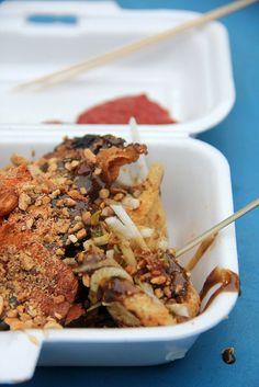 Legendary Malaysian Street Food at Pudu Wai Sek Kai (Pudu Hawker Street)