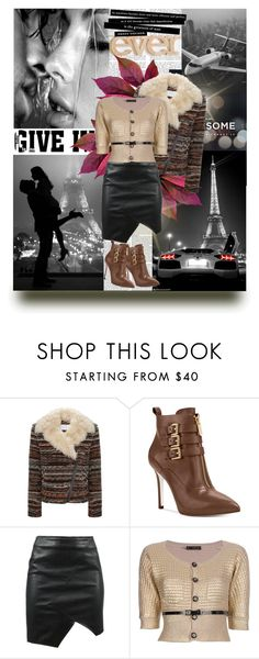 """""""Love"""" by amaci ❤ liked on Polyvore featuring Thakoon Addition, Michael Kors and Dsquared2"""