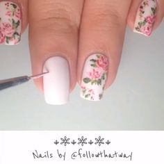 Roses! ~ video tutorial ~ Instagram media by Annabel of followthatway