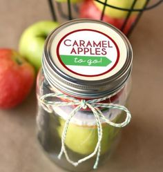 Caramel Apple Gift in a Jar by My Sisters Suitcase September 2013 · 0 Comments Hey there, Skip to My Lou r. Teenage Girl Gifts Christmas, Teen Girl Gifts, Best Christmas Gifts, Holiday Gifts, Teenage Gifts, Diy Christmas, Christmas Morning, Holiday Wreaths, Handmade Christmas