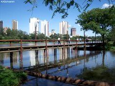 Lago Igapó, Londrina, Paraná, Brasil.                  Brasil por KASchramm - Um resumo de todos os meus threads - SkyscraperCity