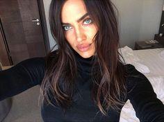 Supermodel Irina Shayk Test-Drives a New Short Crop on Instagram