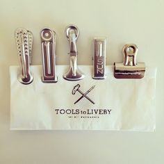 | No. 2 ••• Vintage clips/clamps | Such variety to add to my collection. I adore each and every one of them so so much!