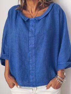 Kiminana Womens Loose Fashion Plus Size Casual Print Long-Sleeved Hooded Sweater Drawstring Sweatshirts Pullover Top