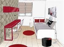 Emejing Chambre En Perspective Images - lalawgroup.us - lalawgroup.us