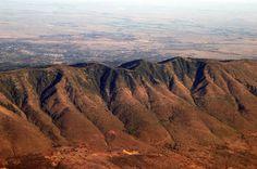 Ngong Hills of Kenya
