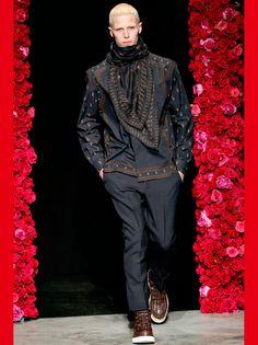 Indie Designs Wool Cropped Pants