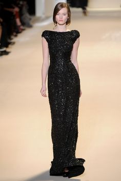 Elie Saab Fall 2011 Ready-to-Wear Fashion Show - Jac