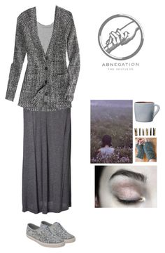 """""""Abnegation"""" by algodaodoce9 ❤ liked on Polyvore featuring Vero Moda, American Eagle Outfitters, Toast, Laundry and Keds"""