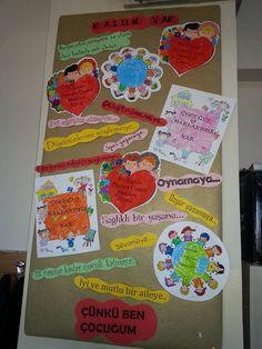 Dünya Çocuk Hakları Günü.
