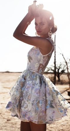 Lurelly Desert Lookbook #iheartDSP #FlowerPower #Dressy