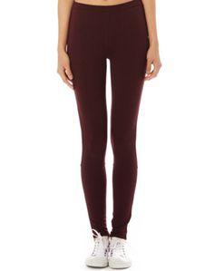 Burgundy/Maroon leggings for fall!! Forever21