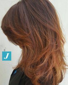 Scegliete sempre l'originalità e la qualità del Degradé Joelle.#cdj #degradejoelle #tagliopuntearia #degradé #igers #musthave #hair #hairstyle #haircolour #longhair #ootd #hairfashion #madeinitaly #wellastudionyc