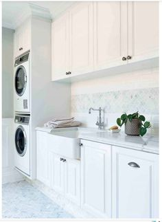 These are the 10 most beautiful rooms in Australia – Modern Laundry Room Design, Laundry Rooms, Interior Decorating, Interior Design, Most Beautiful, New Homes, Home Appliances, Australia, Indoor