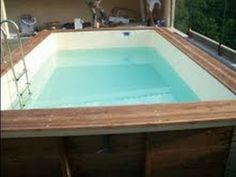 1000 id es sur construction piscine sur pinterest for Declaration construction piscine