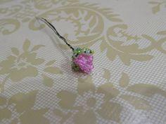 Кустик розы в бокале. Crochet Earrings, Jewelry, Jewlery, Jewerly, Schmuck, Jewels, Jewelery, Fine Jewelry, Jewel