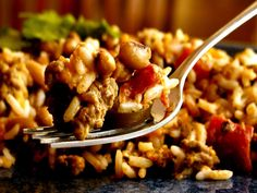 This is a delicious casserole and its so easy to make. Ive put it in the crockpot for 4 hours on low instead of baking it, and that works great, too, especially if youre taking it to a pot-luck.  Southwestern U.S. is where youll find this great recipe.