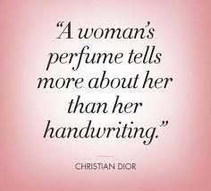 Perfume  quote
