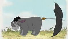 Image result for Eeyore at the Park