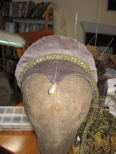 Elizabethan Headress