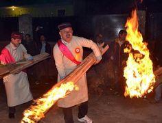 Halda Festival in Lahaul