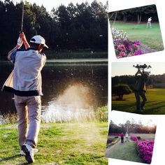 Life is a game but golf is serious Itaara Golf! The place to be!