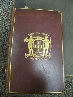 SCARCE HARMONIES OF POLITICAL ECONOMY 1860 BASTIAT SUPER EXLIBRIS JAMAICA GOVT!
