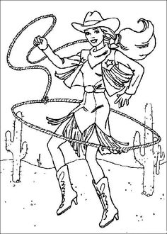 coloring page Barbie on Kids-n-Fun. Coloring pages of Barbie on Kids-n-Fun. More than coloring pages. At Kids-n-Fun you will always find the nicest coloring pages first! Barbie Coloring Pages, Horse Coloring Pages, Princess Coloring Pages, Free Coloring Sheets, Cute Coloring Pages, Cartoon Coloring Pages, Coloring Pages To Print, Free Printable Coloring Pages, Coloring Books