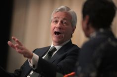 JPMorgan CEO Jamie Dimon lays out the market's worst-case scenario — and outlines 7 differences from the latest financial crisis Political Economy, Political Issues, Politics, J P Morgan, Jamie Dimon, Jpmorgan Chase, Corporate America, Global Economy, Marketing