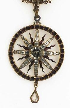 Title Heirloom pendant ;Jehovaorden, Sweden, manufactured by Antonij Groot Elder, Stockholm in 1606, probably carried by Charles IX at the coronation in Uppsala, ca  1607