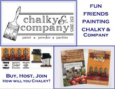 Chalky & CO Parties